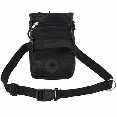 Hubulk Dog Treat Training Pouch , With Adjustable Shoulder Strap And...