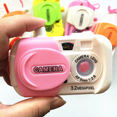 Kids Learning Projection Simulation Mini Camera Viewer Early Educational Toy