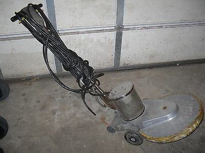 "High Speed IDS Floor Burnisher Buffer, 18"" IDS1500 polisher"