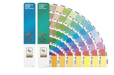 Pantone GP1401 Formula Guide Solid Coated & Uncoated- The Plus Series - NEW