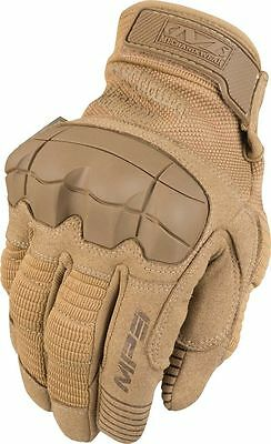Mechanix Wear MPACT M-PACT 3 Gloves COYOTE BROWN SMALL (8)