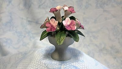Franklin Mint Flower Of The Year - New In Box - Made In Italy