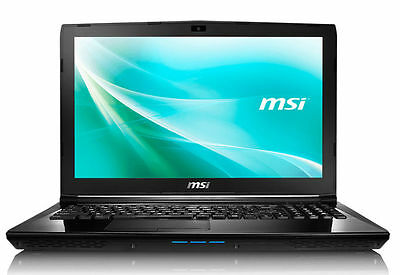 "PORTATIL MSI i7 15,6"" - 8GB DDR4 - 1TB - NVIDIA GT 940M 2GB - FREEDOS"