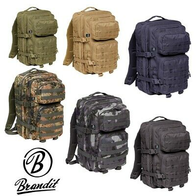 Brandit Us Cooper Rucksack 8008 Groß / Backpack / Large / Onesize / NEU / NEW