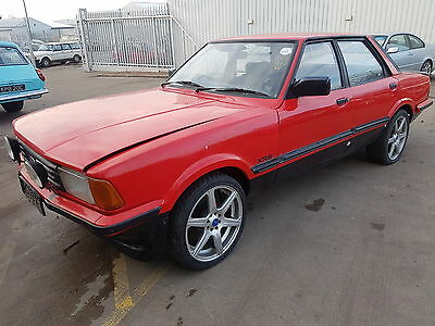Ford Cortina 3.0 Xr6 - In Need Of Restoration - Rhd Import