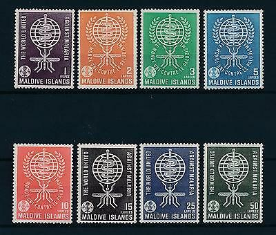 Maldive Islands 1962 Malaria Eradication MNH