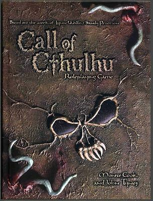 Call of Cthulhu role playing collection 50 + items downloadable .pdf files D&D