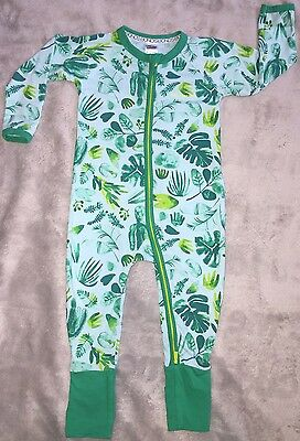 BONDS In The Jungle Zippy Zip Wondersuit Size 1 EUC+. Combined Post