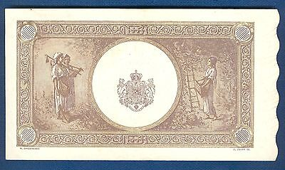 Kingdom of ROMANIA 10000 Lei May 1946 Banknote, aUNC, beautiful note Series A