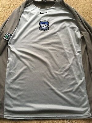San Jose Earthquakes MLS Training Shirt Size Extra Large