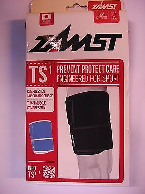 ZAMST  Compression Musculaire Cuisse  TS-1 neuf   taille S