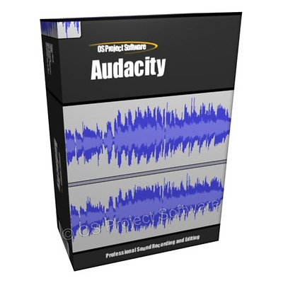 Pro Audio Sound Music MP3 Editor Editing Mixing Recording Converting Software CD
