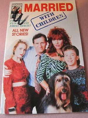 MARRIED with Children NOW Comic Vol 2 No 1 Sept 1991 NM