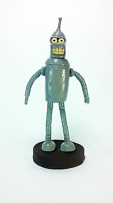 Statuina BENDER di FUTURAMA - ACTION FIGURE