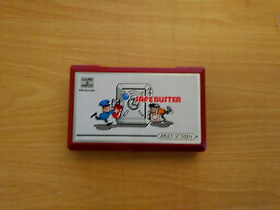 Nintendo Game And Watch Safebuster Jb-63 1988 Retro