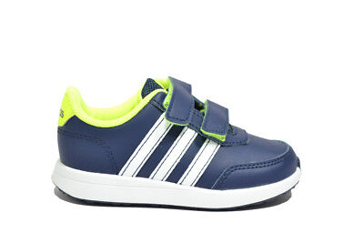 separation shoes 99b08 7bc68 ADIDAS NEO VS SWITCH 2.0 sneakers navy scarpe bambino mod. AW4113