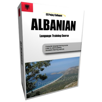 Learn to Speak ALBANIAN - Complete Language Text and Audio Training Course