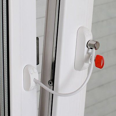 BSL Cable Prime - lock, window restrictor, baby safety