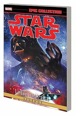 Marvel Comics Star Wars Epic Collection The Empire Vol 3 Trade Paperback Tpb