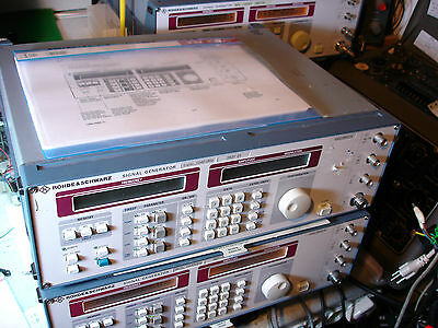 SPARE PARTS for Rohde & Schwarz SMY 01 Signal Generator 9KHz-1.040GHz