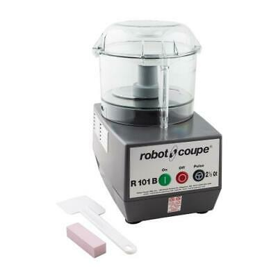 Robot Coupe - R101 B CLR - Commercial Food Processor Replaces - R100 CLR Model