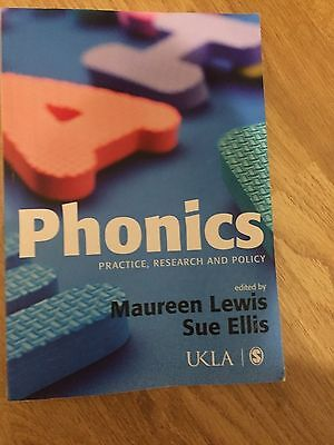 Phonics: Practice, Research and Policy by SAGE Publications Ltd (Mixed media...