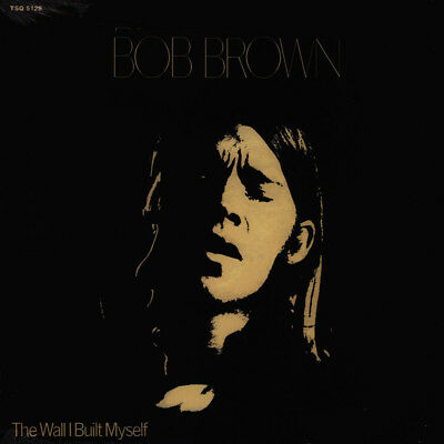 Bob Brown - The Wall I Built Myself (Vinyl LP - 2016 - US - Original)
