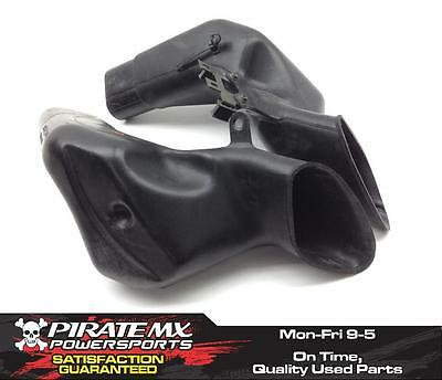 Left Right Ram Air Intake Duct Tubes From 2006 Suzuki Hayabusa GSX1300R Busa #81