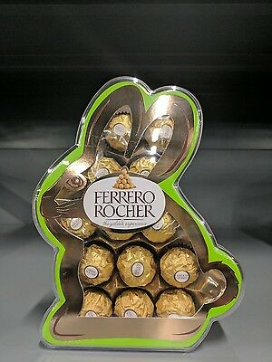 Genuine Ferrero Rocher Bunny 162.5 g  Happy Easter Chocolate Gift