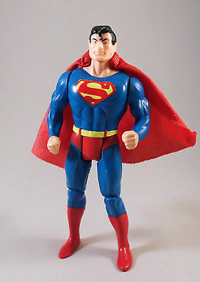 Vintage DC Comics Super Powers Superman Action Figure Kenner 1984