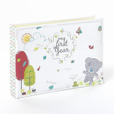 NEW Me To You - Tiny Tatty Teddy - Baby's My First Year Photo Album Brag Book