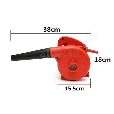 Suck Blow Dust Electric Hand Operated Air Computer Blower Vacuum Cleaner 220V