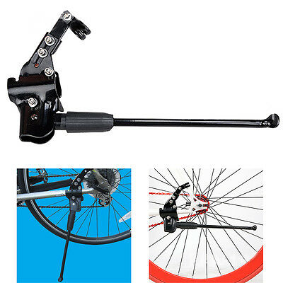 Aluminum Alloy 24''-29''Adjustable Rear Side Stick Kick Stand Bike Accessories