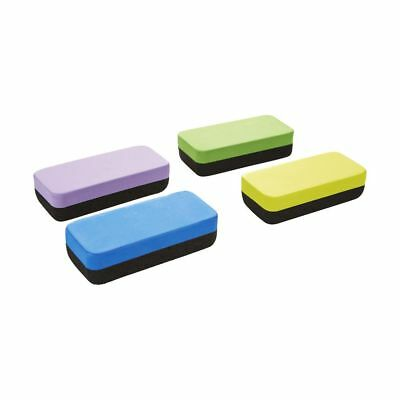 Keji Coloured Magnetic Whiteboard Eraser Large