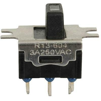 SPDT Slide Switch with LED Illumination in Actuator SS0825