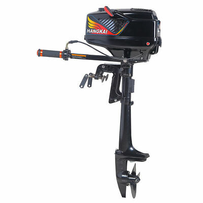 New Design Hangkai Water Cooled 2 Stroke 3.6HP Outboard Motor Petrol Engine