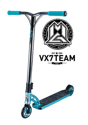 New 2017 Vx7 Madd Gear Mgp Team Scooter Teal - Free Delivery