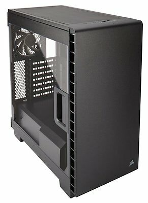 Corsair Carbide Series 400C Mid Tower ATX Gaming Computer PC Case With Window