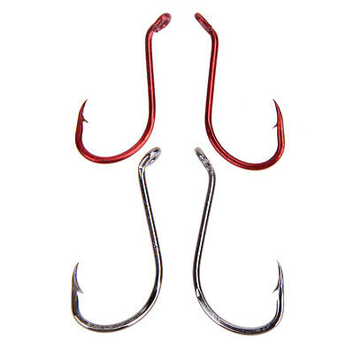 50x Octopus Fishing Hook High-carbon Steel Fishhook Saltwater Bass Fishing hook
