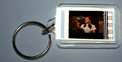 Wizard Of OZ - 35mm Film Cell Key Ring, Keyfob Gift for the Movie Buff