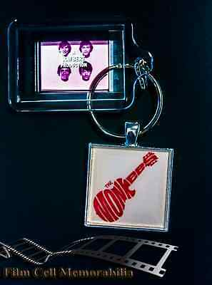 The Monkees - 35mm Film Cell Movie KeyRing and Pendant Keyfob Gift