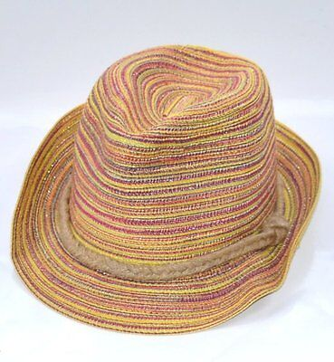 WHOLESALE trilby hats 60 PCS Hessian band trilby £1    EACH