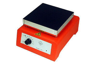 New Ceramic Top Hotplate , 550C Degree  !! , No Stirrer , Hot Plate Only  Lab