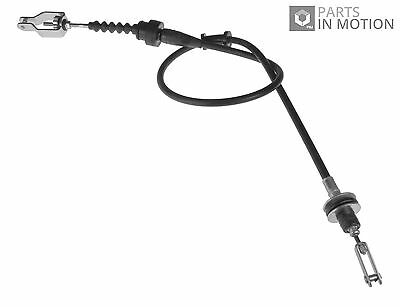 Clutch Cable fits NISSAN SUNNY N14 1.6 90 to 95 ADN13817 Blue Print 3077053J10