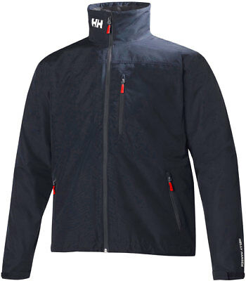 Helly Hansen Mens Crew Midlayer Waterproof Jacket