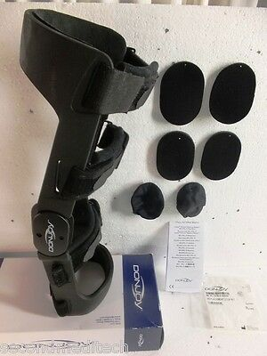 KNIEORTHESE DONJOY LEGEND SE-4 S rechts ACL +Zub.- KNEE BRACE S right ACL +Extra