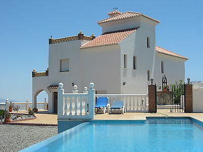 Large Villa Spain 4 Br Sleeps 8 Private Secluded Pool  April 22nd - 29th 2017