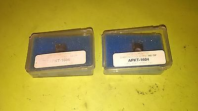 APKT-1604 Diamond Tool Insert RE-TIP