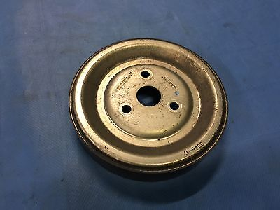 BMW Mini One/Cooper/S Water Pump Pulley (Part #: 11517545958) R55/R56/R57