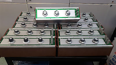 LionMount type CD2 Decade Capacitance Capacitor Box range qty 1 of 1nF to 1.11uF